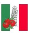 Italie versiering servetten 50 st